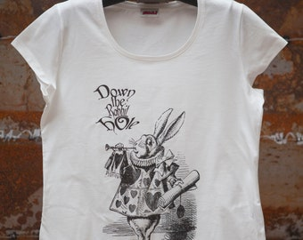 Alice in Wonderland Women T-shirt