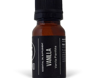 Vanilla Essential Oil, Pure Essential Oil, Aromatherapy, Vanilla Oil, Vanilla