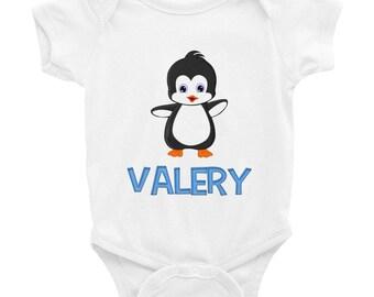 Valery Penguin Infant Bodysuit
