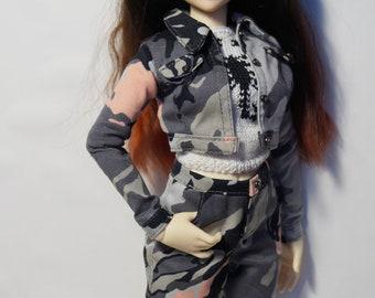 BJD Minifee  clothes MSD / Jacket and pants