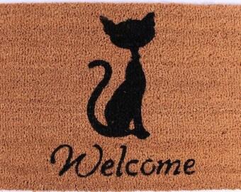 Doormat Welcome