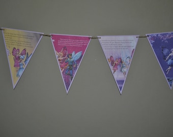 Barbie and the Fairy Princess Storybook Banner