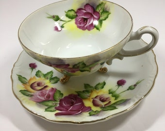 Cup and Saucer Norcrest