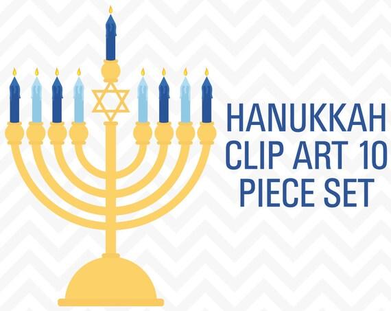 hanukkah clipart hanukkah clip art chanukah clipart jewish rh etsy com hanukkah clipart free happy hanukkah clipart