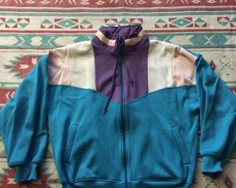 Vintage USA Olympics Zip Up Sweatshirt