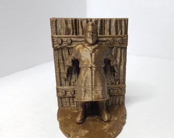Hodor Door Stop / Doorstop / Hold The Door / 3D Printed / Game of Thrones & Hodor Door Stop Doorstop Hold The Door 3D Printed Game of