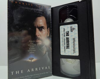 The arrival VHS Tape