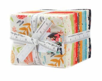 Creekside Fat Quarter Bundle by Sherri and Chelsie for Moda Fabrics. 37530AB
