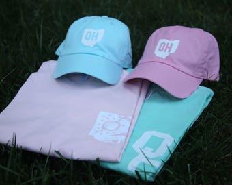 Ohio Shirt (OH shirt, Ohio hat, OHpparel, Ohio flag, Summer shirt)
