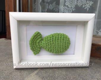 Box fish crochet