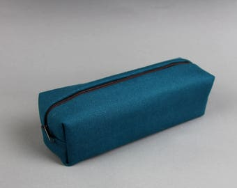 Pencil Case --> Teal