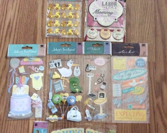 Baby sticker lot #4