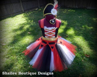 Pirate costume birthday party outfit,Pirate 4pc costume,Halloween costume,Pirate dress Free shipping READY TO SHIP
