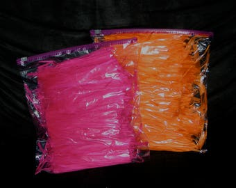 Trash To Treasure ~ Hibiscus Fiber In Short Strips ~ 5.5 Ounce Package