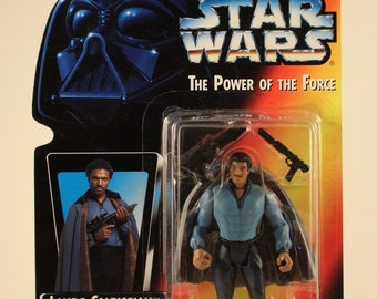 Lando Calrissian Star Wars The Power of The Force