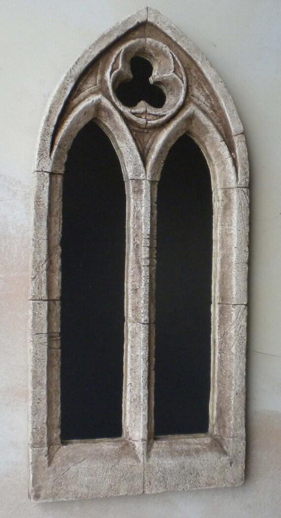 Gothic Church Mirrortwo Archantique Window Frame22 Inches Highgothic Home Decor