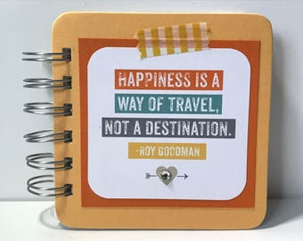 Happiness Password Book