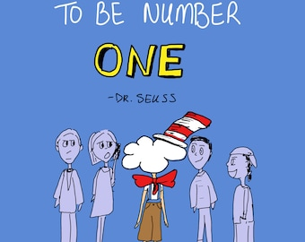 You Have To Be Odd - Dr. Seuss Quote