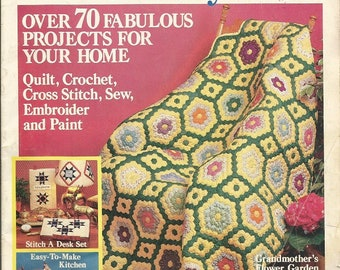 Vintage Quilts and Country Craft Magazine