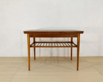 Vintage Danish Modern Adjustable-Length Coffee Table - 550 OBO - Free NYC Delivery!