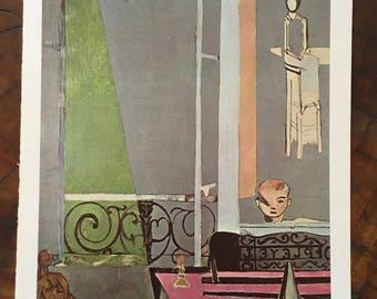 Matisse Vintage Print