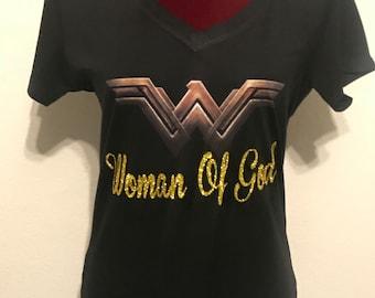 Wonder Women Woman of God