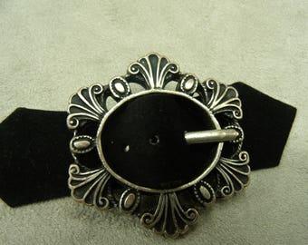 Loop Interior black & silver ages