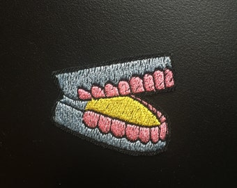 Teeth mold patch