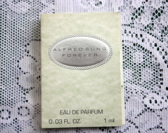 Forever Alfred Sun Perfume Sample, ,
