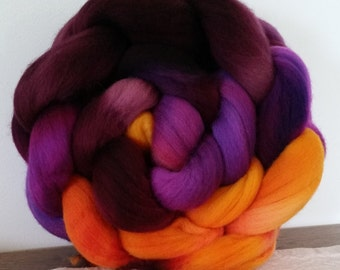 Wool Roving- Adele