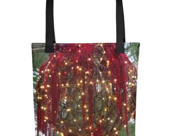 Holiday Joy Tote bag