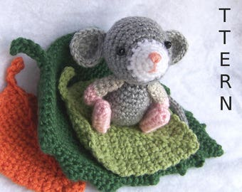 Amigurumi Mouse Pattern Crochet : Crochet amigurumi toys patterns by elenastimes on etsy