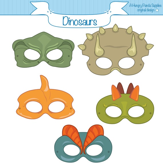 Bewitching image for printable mask