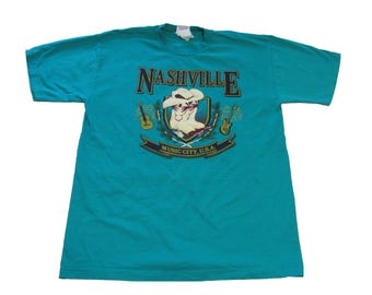 Nashville Music City T-shirt