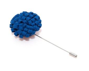 de MORÉ - sky blue lapel pin