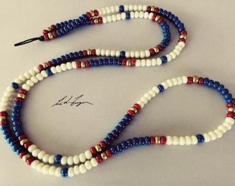 Jim Morrison necklace/ Venice Beach 1966 Cobra necklace/Hippie necklace/Hippie Jewelry/Hippie bead necklace