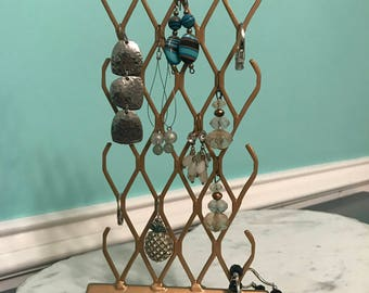 Jewelry Stand (Gold)