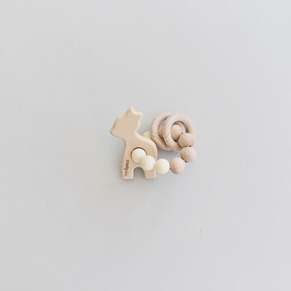 Baby Fawn teether