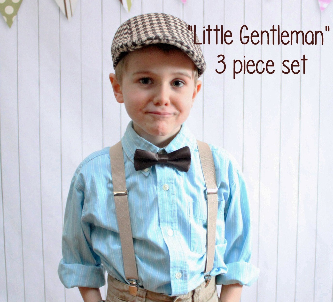 Ring bearer outfit boys wedding outfit boys bow tie boys