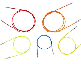 """Knitter's Pride Interchangeable Needle Cord 16"""" 20"""" 24"""" 32"""" 40"""", #800501 ***Free Shipping***"""