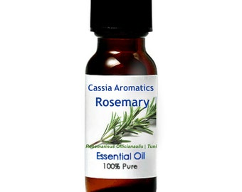 Rosemary Essential Oil Certified Pure Grade 100% Pure choose your size