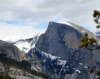 Half Dome - Yosemite - Instant Download