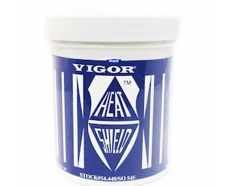 VIGOR Heat Shield 1 Lb - Cool Paste Protects Jewelry Soldering Gem Stones 914-141