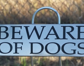 """Improved Yard Sign Stainless Steel BOLD but Tasteful - choose 21.5"""" OR 11.5"""" stake - Sign Size is 3-3/4"""" x 1-1/4"""" - Place in lawn or planter"""