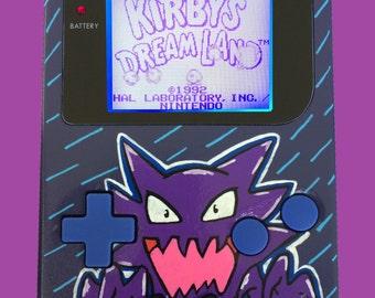 Pokemon Themed Gameboy - Haunter