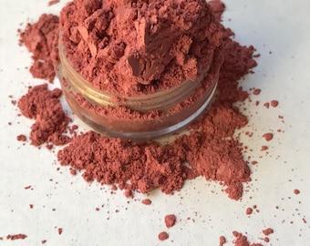 Fiery Fuchsia, Mineral Blush, All Natural, Vegan, Handmade
