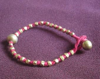 Indian tribal bracelet