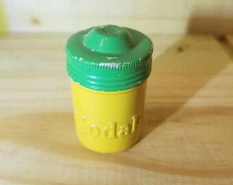 1 Kodak film canister