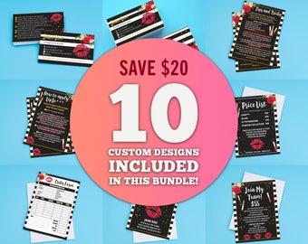 LipSense Bundle, Small, Starter, Bundle, LipSense Card, SeneGence International, LipSense Marketing, Distributor