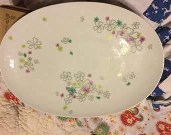 Vintage Raymond Loewy Gayety serving platter
